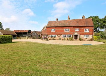 Thumbnail 4 bed detached house for sale in Old Holbrook, Horsham, West Sussex