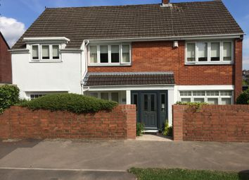 Thumbnail 4 bed detached house for sale in Melbourne Way, Newport