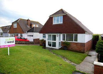 Thumbnail 3 bed bungalow for sale in Cissbury Crescent, Saltdean, East Sussex