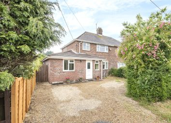3 bed semi-detached house for sale in Ratcliffe Road, Hedge End, Southampton, Hampshire SO30