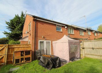 Thumbnail 1 bedroom end terrace house for sale in Marney Road, Grange Park, Swindon
