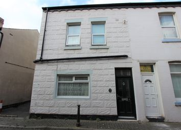 Thumbnail 3 bed end terrace house for sale in Ruskin Avenue, Blackpool, Lancashire