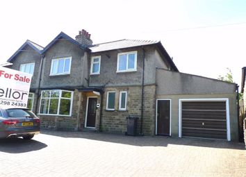 Thumbnail 4 bed semi-detached house for sale in Macclesfield Road, Buxton, Derbyshire