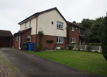 Thumbnail 3 bed detached house for sale in Perth Close, Cinnamon Brow, Warrington