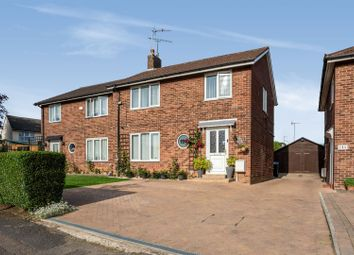 Thumbnail 3 bed semi-detached house for sale in Boundary Lane, Welwyn Garden City