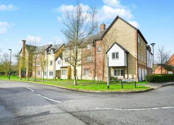 Thumbnail 2 bedroom flat for sale in Maybold Crescent, Swindon