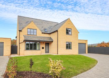 Thumbnail 4 bed detached house for sale in Plot 4, Hill View, Stow Road, Toddington