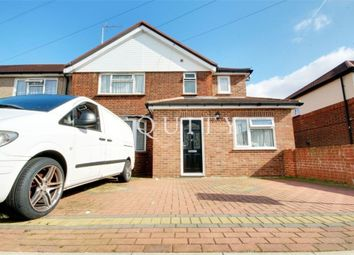 Thumbnail 5 bed end terrace house for sale in Stoneleigh Avenue, Enfield
