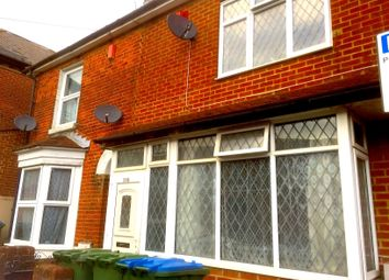 Thumbnail 3 bed terraced house for sale in St Mary's Road, Southampton