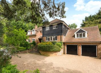 5 bed detached house for sale in Rectory Road, Taplow, Maidenhead SL6