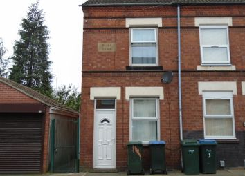 Thumbnail 2 bedroom end terrace house to rent in Nicholls Street, Hillfields Coventry