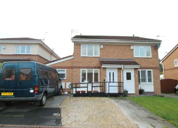Thumbnail 3 bed semi-detached house for sale in Fern View, Timperley, Altrincham