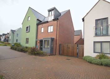 Thumbnail 4 bed terraced house for sale in Reynolds Fold, Telford