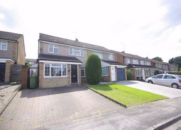 Thumbnail 3 bed semi-detached house to rent in Spring Crofts, Bushey, Hertfordshire