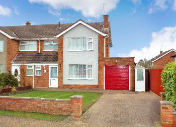Thumbnail 3 bed semi-detached house for sale in St Mary's Road, Bozeat, Northamptonshire