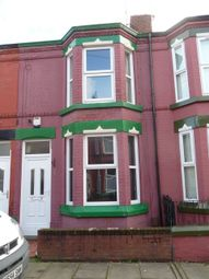 Thumbnail 2 bed terraced house to rent in Churchill Avenue, Birkenhead
