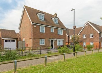 Thumbnail 5 bed detached house for sale in Violet Court, Sittingbourne