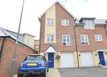 Thumbnail 3 bed end terrace house for sale in Fuggle Drive, Aylesbury