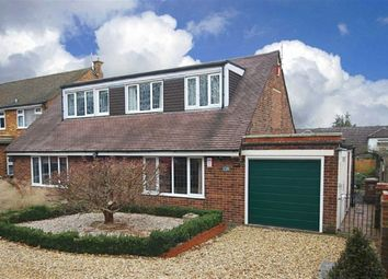 Thumbnail 3 bedroom detached bungalow for sale in Hertford Road, Stevenage, Herts