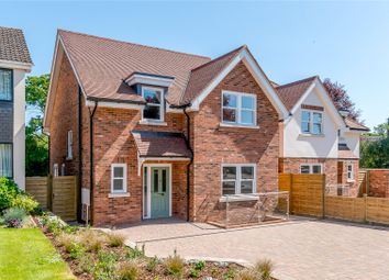 Thumbnail 5 bed detached house for sale in Ashley Gardens, Harpenden, Hertfordshire