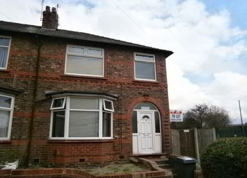 Thumbnail Room to rent in Ripley Street, Warrington