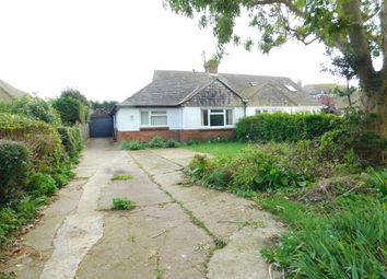 Thumbnail 3 bed bungalow for sale in Castle Drive, Pevensey Bay