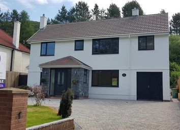 Thumbnail 4 bed detached house for sale in Ely Valley Road, Talbot Green, Pontyclun