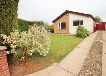 Thumbnail 2 bed detached bungalow for sale in Castleton Close, Ravenshead, Nottingham