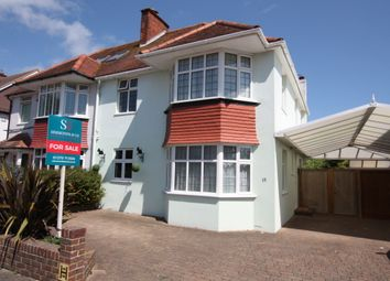 Thumbnail 4 bed semi-detached house for sale in Roman Road, Hove