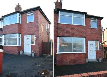 Thumbnail 3 bedroom end terrace house for sale in Johnsville Avenue, South Shore, Blackpool
