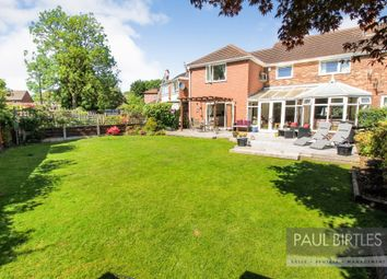 Thumbnail 4 bed semi-detached house for sale in Cumberland Road, Urmston