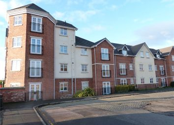 Thumbnail 1 bed flat for sale in Partridge Close, Crewe, Cheshire