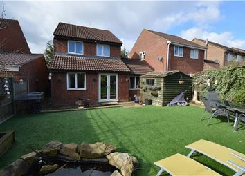 Thumbnail 3 bed detached house for sale in Parnall Crescent, Yate, Bristol