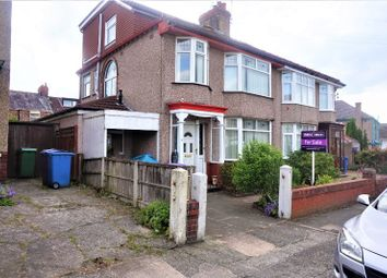 Thumbnail 4 bed semi-detached house for sale in Elmar Road, Liverpool