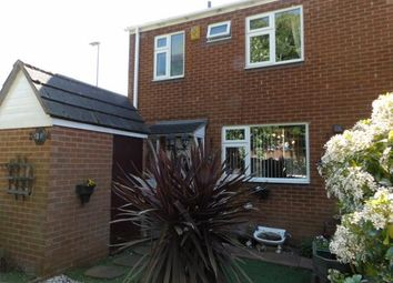 Thumbnail 3 bed end terrace house for sale in Blake Drive, Loughborough, Leicestershire