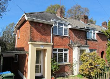 Thumbnail 2 bedroom end terrace house to rent in Vine Road, Southampton