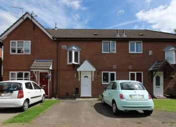 Thumbnail 2 bed terraced house for sale in Tweedsdale Close, Whitefield, Manchester