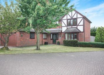 Thumbnail 4 bed detached house for sale in Almond Way, Lutterworth, Leicestershire
