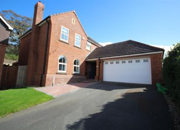 Thumbnail 4 bed detached house for sale in Gwynant, Old Colwyn, Colwyn Bay