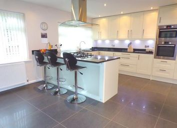 Thumbnail 4 bed detached house for sale in Shepley Close, Hazel Grove, Stockport, Cheadle