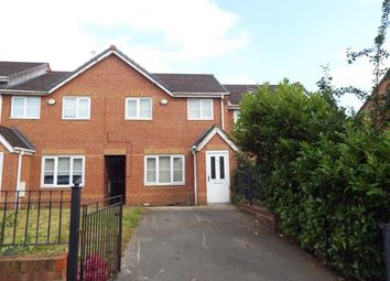 Thumbnail 3 bed terraced house for sale in Olanyian Drive, Manchester, Greater Manchester
