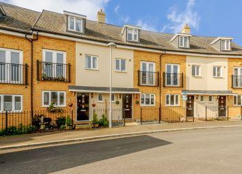 Thumbnail 4 bed terraced house to rent in Jack Dunbar Place, Repton Park, Ashford