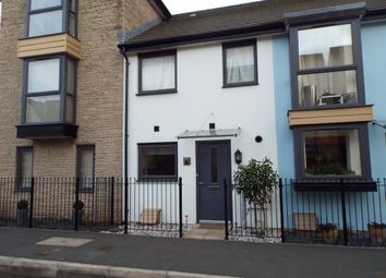Thumbnail 2 bed terraced house for sale in Hooe, Plymouth, Devon