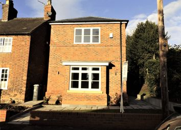 Thumbnail 2 bed detached house for sale in Christchurch Lane, Lichfield