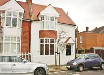 Thumbnail Studio to rent in Blandford Road, Chiswick, London