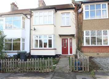 Thumbnail 3 bed terraced house for sale in Tankerville Drive, Leigh-On-Sea