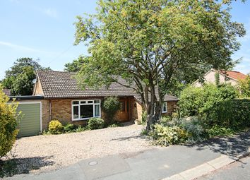 Thumbnail 3 bed detached bungalow for sale in Mill Lane, Burwell