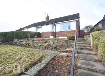 Thumbnail 2 bed semi-detached bungalow for sale in Carr Road, Clayton-Le-Woods, Chorley