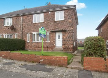 Thumbnail 3 bed semi-detached house to rent in Cedar Crescent, Kendray, Barnsley