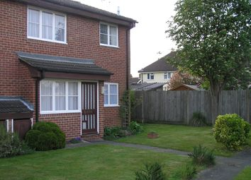 Thumbnail 1 bed semi-detached house to rent in Sycamore Walk, Englefield Green, Egham
